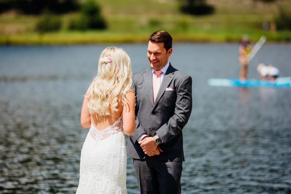 Evergreen Lake House Wedding - Rainy Colorado Wedding -21.jpg