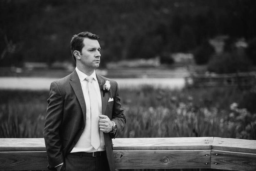 Evergreen Lake House Wedding - Rainy Colorado Wedding -33.jpg
