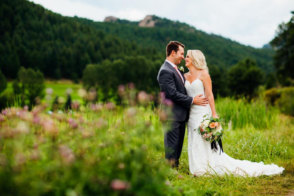 Evergreen Lake House Wedding - Rainy Colorado Wedding -35.jpg
