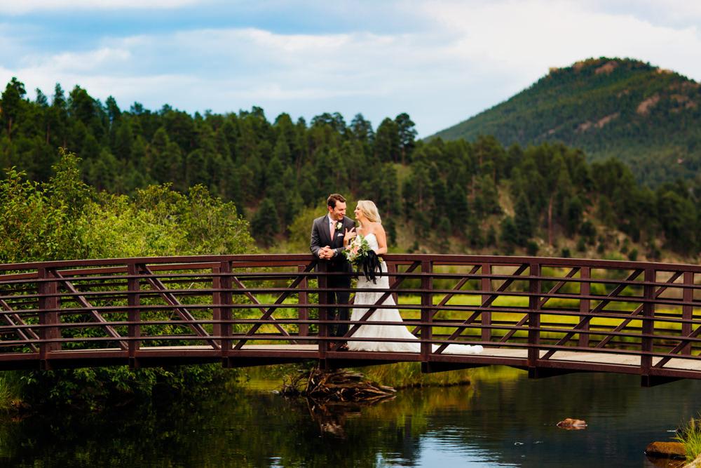 Evergreen Lake House Wedding - Rainy Colorado Wedding -36.jpg