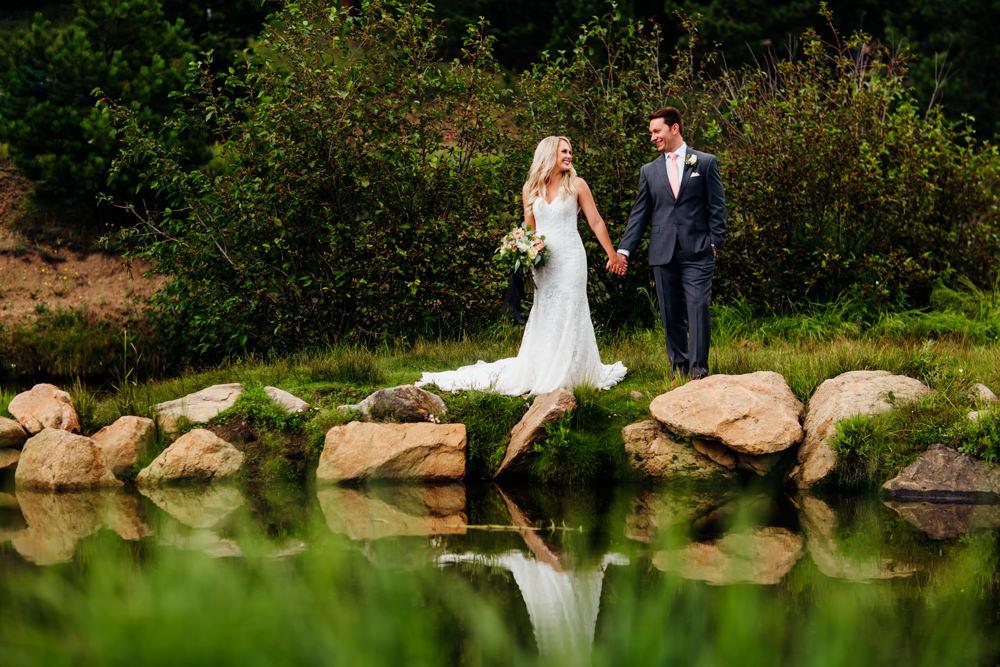Evergreen Lake House Wedding - Rainy Colorado Wedding -38.jpg