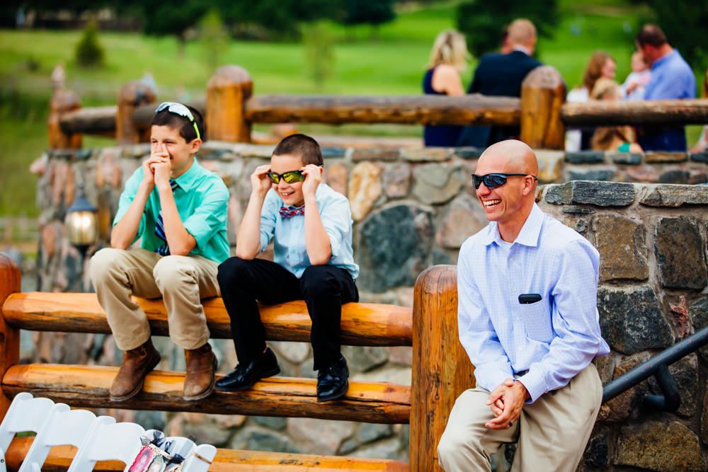 Evergreen Lake House Wedding - Rainy Colorado Wedding -39.jpg