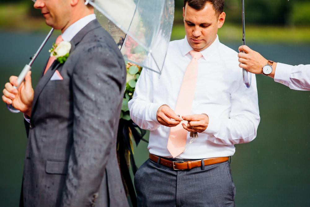 Evergreen Lake House Wedding - Rainy Colorado Wedding -52.jpg
