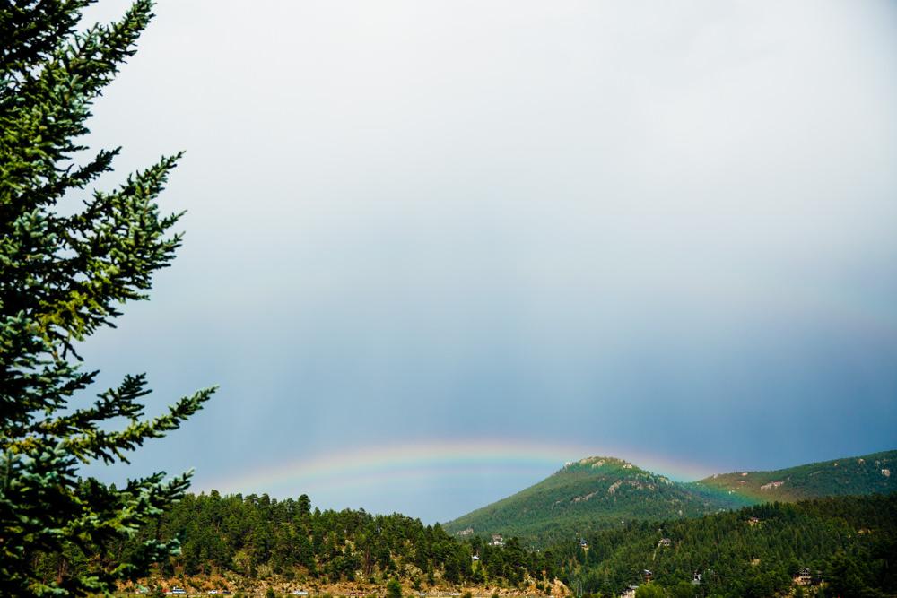 Evergreen Lake House Wedding - Rainy Colorado Wedding -56.jpg