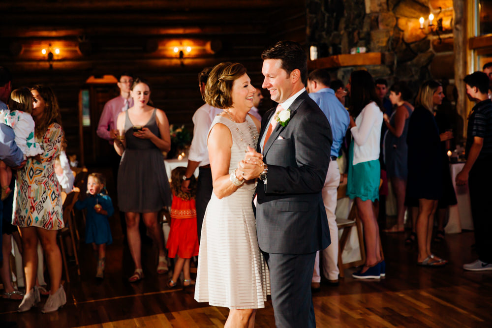 Evergreen Lake House Wedding - Rainy Colorado Wedding -71.jpg