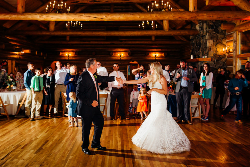 Evergreen Lake House Wedding - Rainy Colorado Wedding -72.jpg