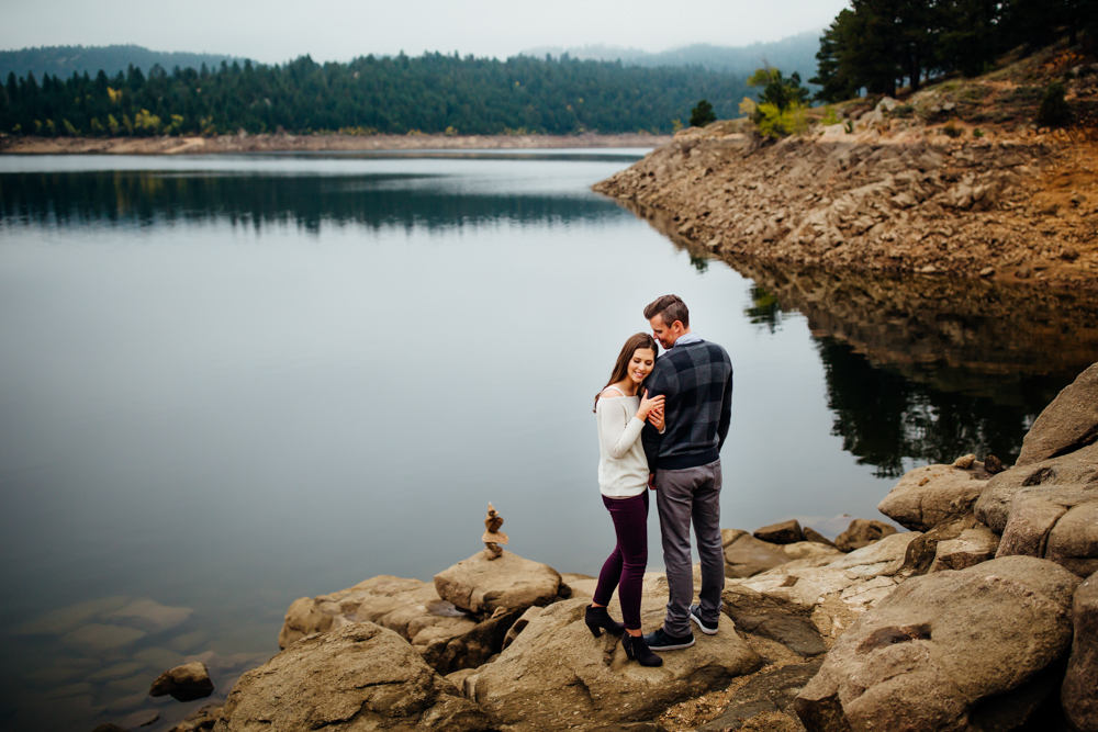 Colorado Foggy Engagement Session -25.jpg