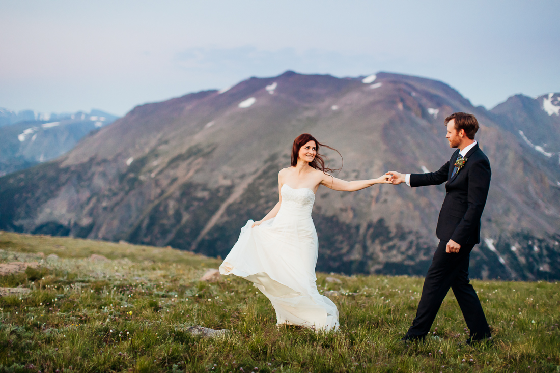Rocky Mountain National Park Elopement - Trail Ridge Road -10.jpg