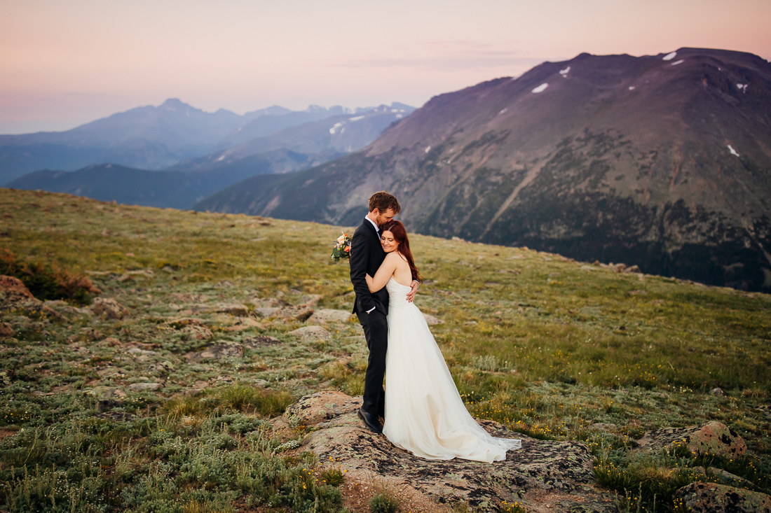 Rocky Mountain National Park Elopement - Trail Ridge Road -32.jpg