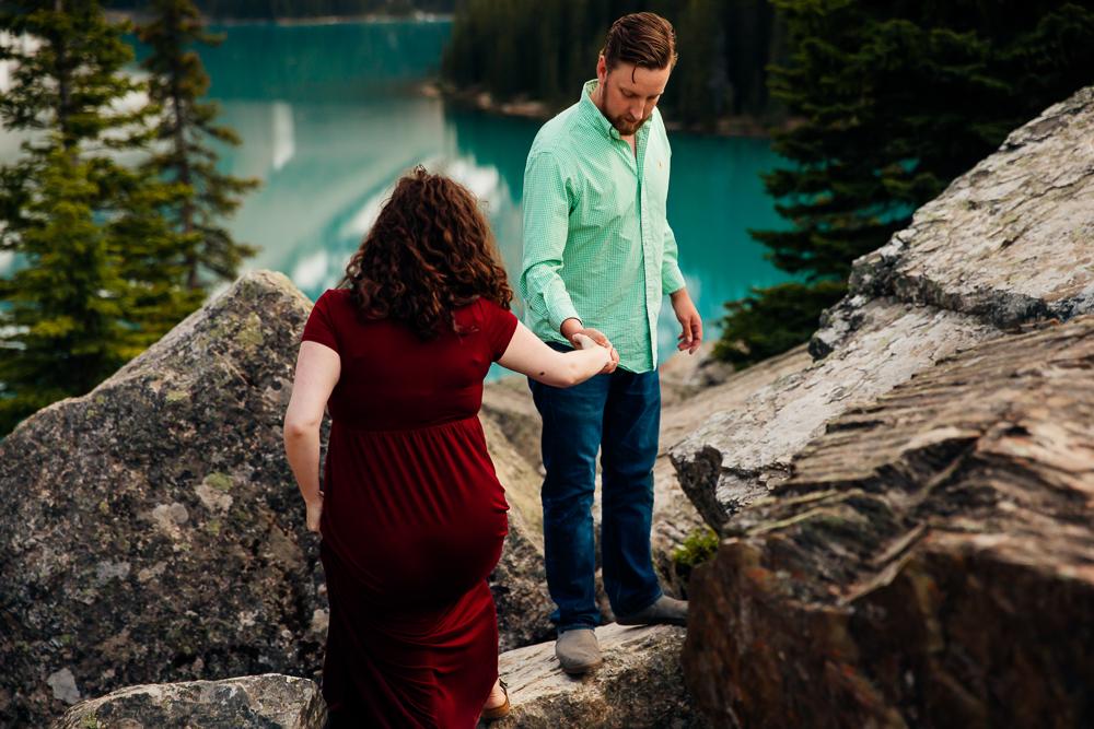 Banff Portrait Session - Banff Wedding Photographer-77.jpg