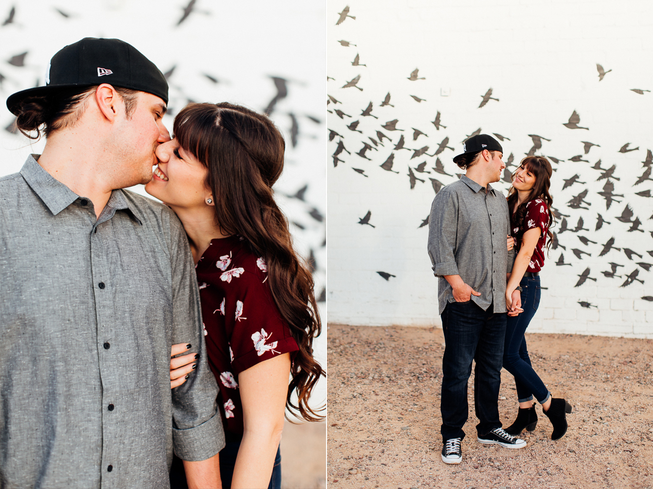 Downtown Phoenix engagement session - Best Phoenix Photographer-19.jpg