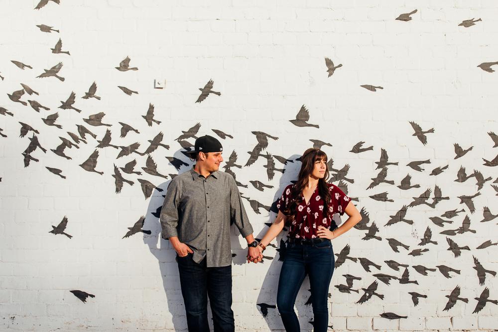 Downtown Phoenix engagement session - Best Phoenix Photographer-20.jpg