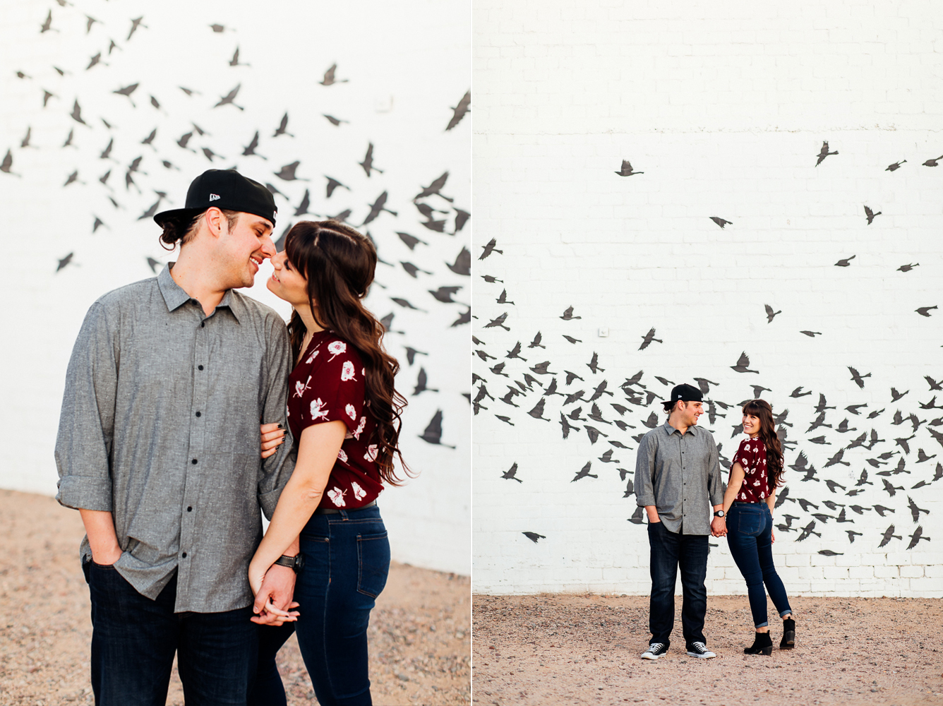 Downtown Phoenix engagement session - Best Phoenix Photographer-24.jpg