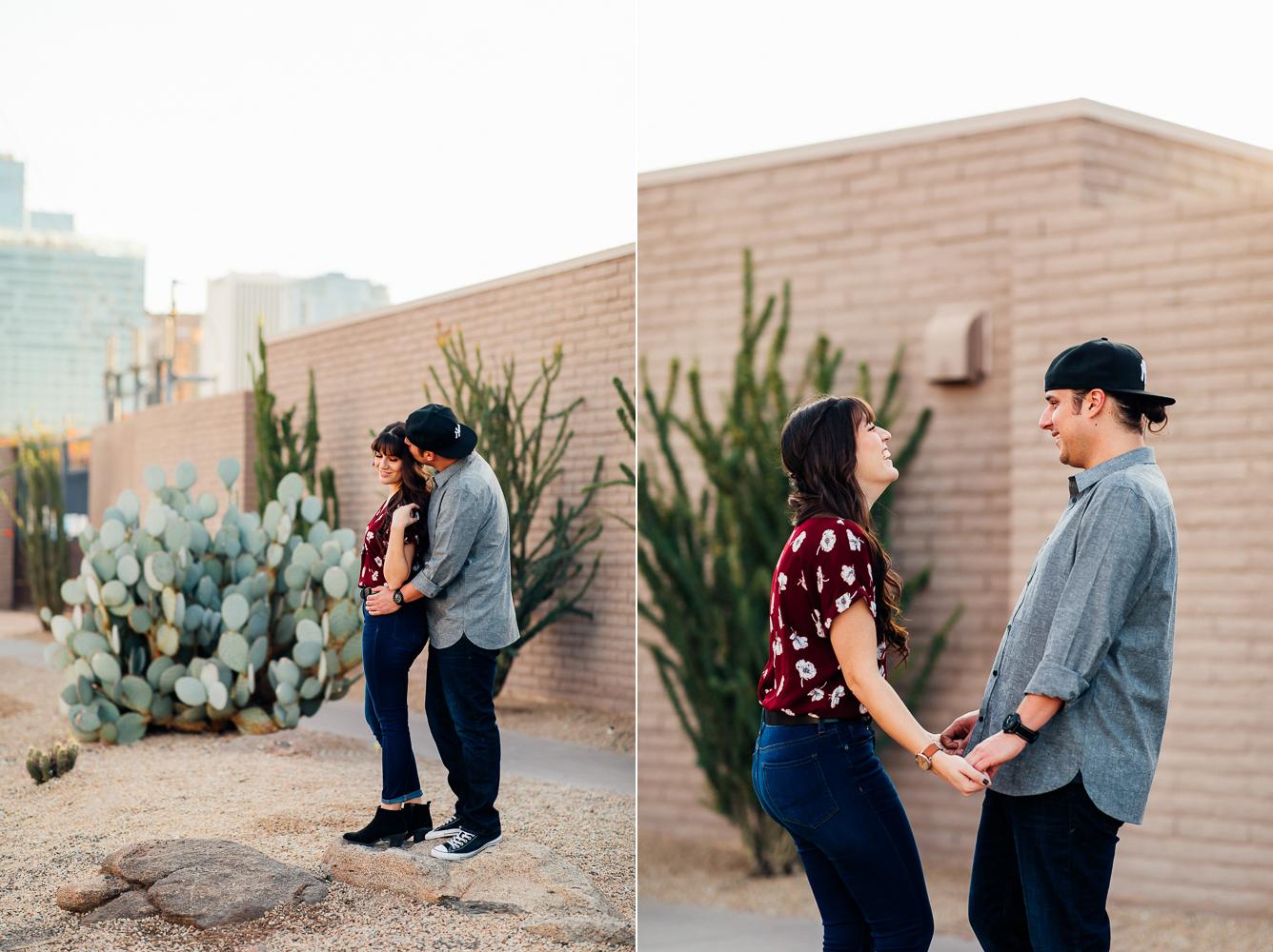 Downtown Phoenix engagement session - Best Phoenix Photographer-29.jpg