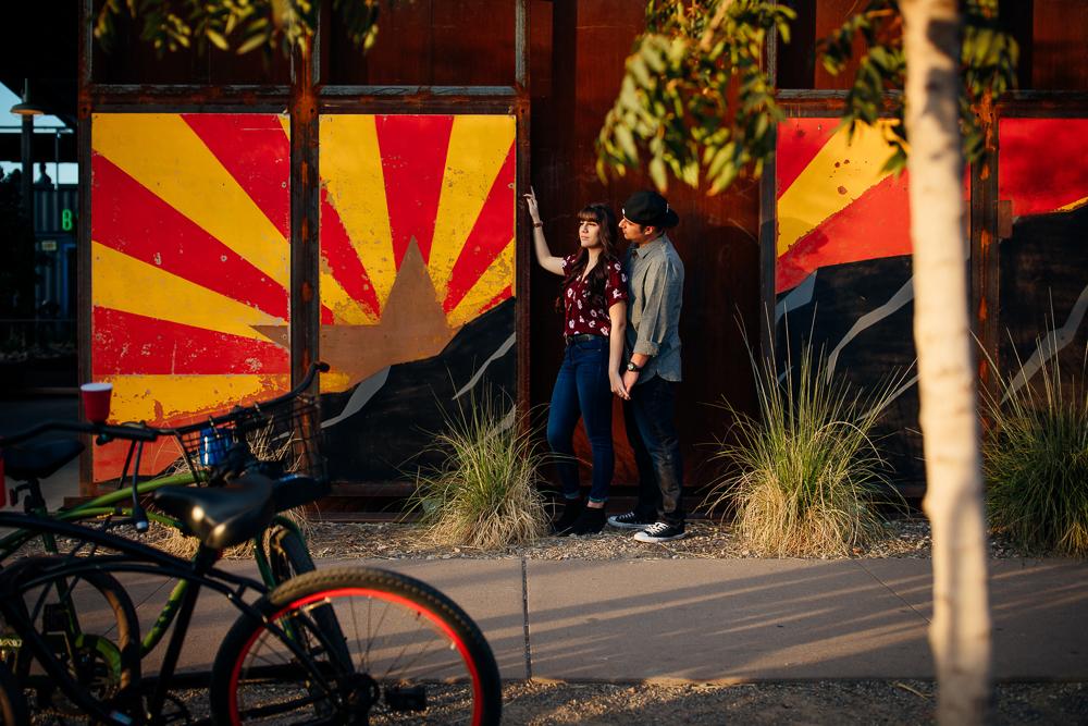 Downtown Phoenix engagement session - Best Phoenix Photographer-39.jpg