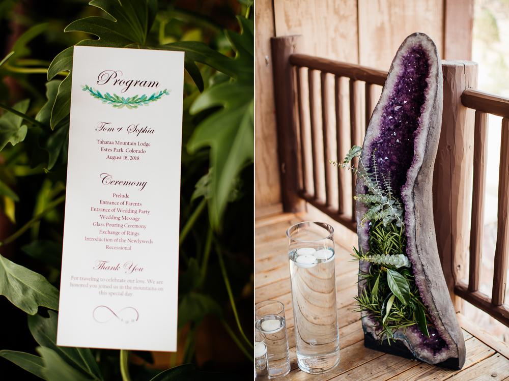 Taharaa Mountain Lodge Wedding - Estes Wedding Photographer -1.jpg