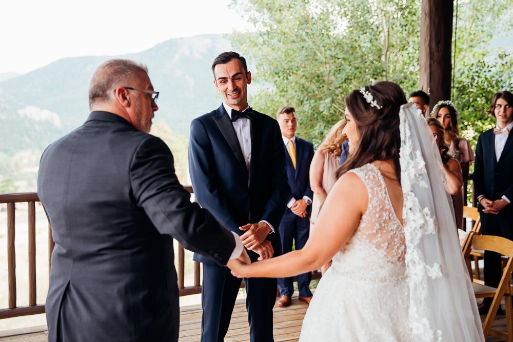 Taharaa Mountain Lodge Wedding - Estes Wedding Photographer -13.jpg