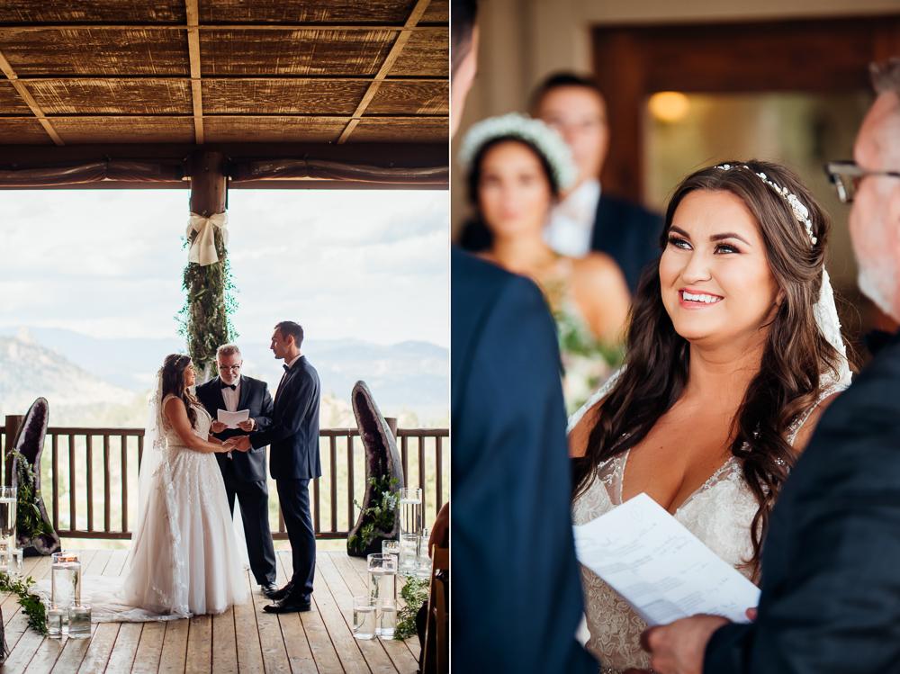 Taharaa Mountain Lodge Wedding - Estes Wedding Photographer -17.jpg