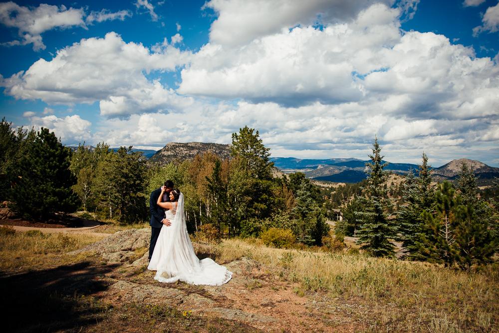Taharaa Mountain Lodge Wedding - Estes Wedding Photographer -33.jpg