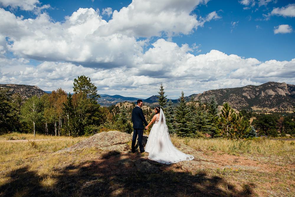 Taharaa Mountain Lodge Wedding - Estes Wedding Photographer -34.jpg