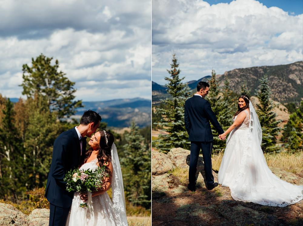 Taharaa Mountain Lodge Wedding - Estes Wedding Photographer -35.jpg