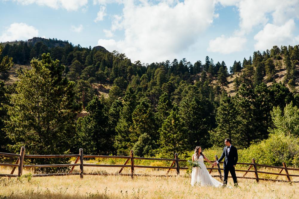 Taharaa Mountain Lodge Wedding - Estes Wedding Photographer -36.jpg