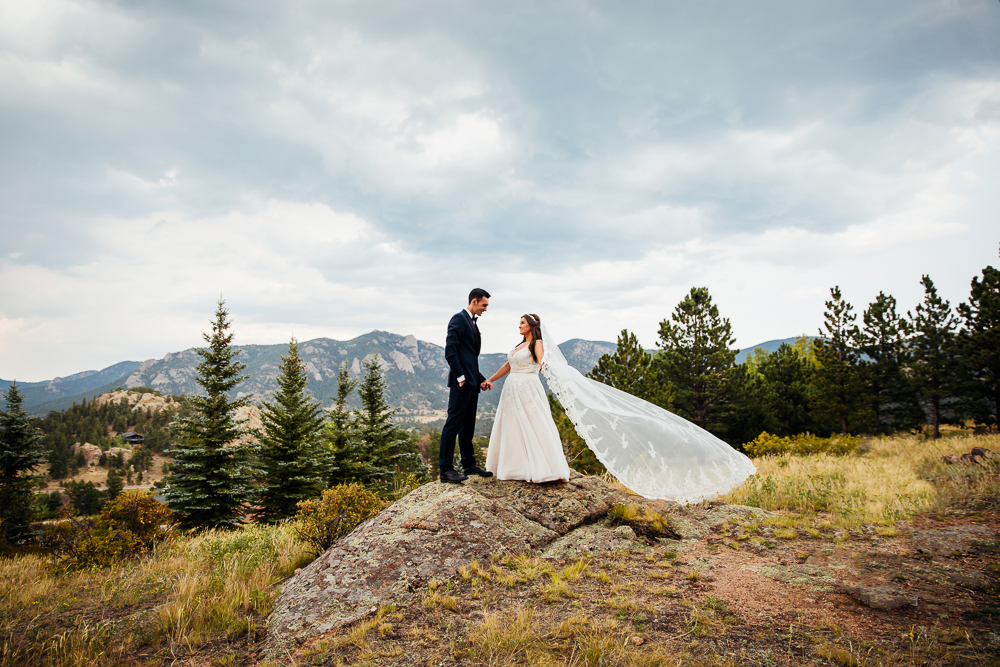 Taharaa Mountain Lodge Wedding - Estes Wedding Photographer -42.jpg