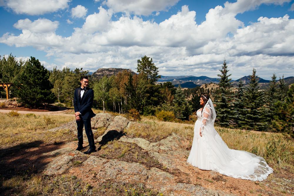 Taharaa Mountain Lodge Wedding - Estes Wedding Photographer -44.jpg