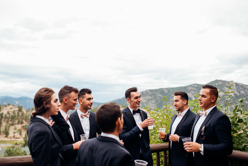 Taharaa Mountain Lodge Wedding - Estes Wedding Photographer -65.jpg