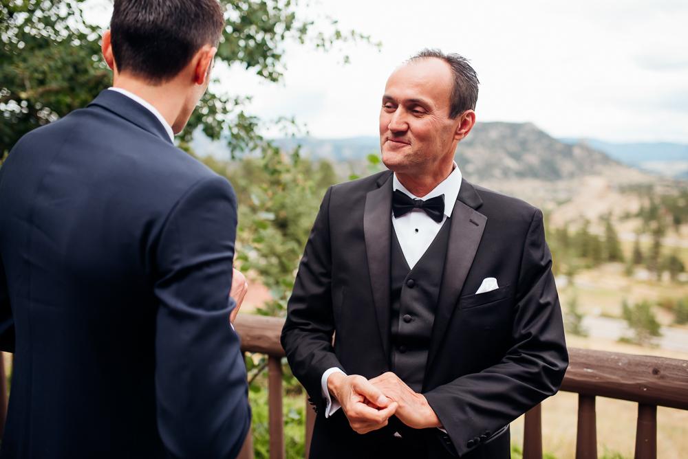 Taharaa Mountain Lodge Wedding - Estes Wedding Photographer -68.jpg
