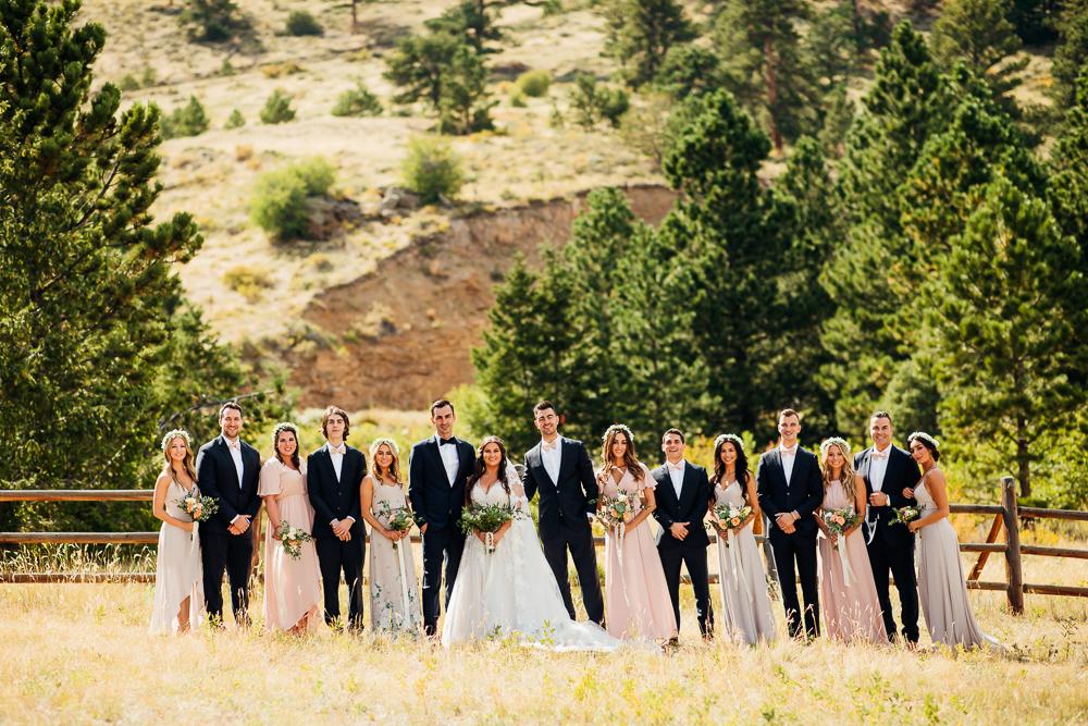 Taharaa Mountain Lodge Wedding - Estes Wedding Photographer -72.jpg