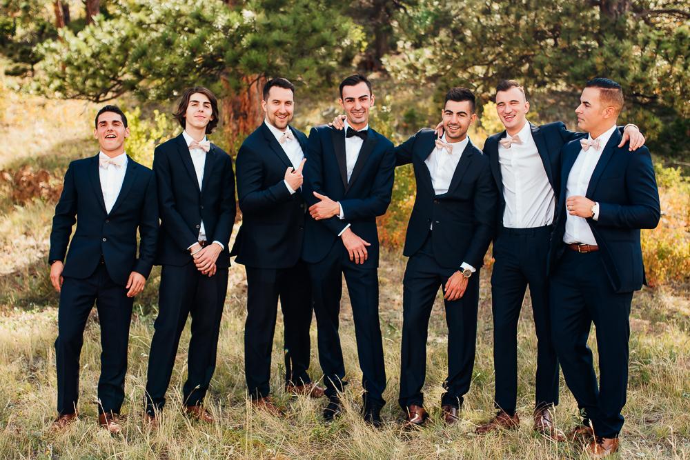 Taharaa Mountain Lodge Wedding - Estes Wedding Photographer -77.jpg