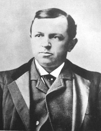 Henry Grady, Courtesy of  Special Collections  &  Archives  , Georgia State University Library.