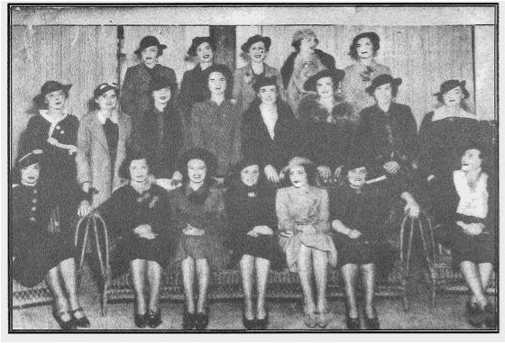 Founding Junior Assembly Members, 1935