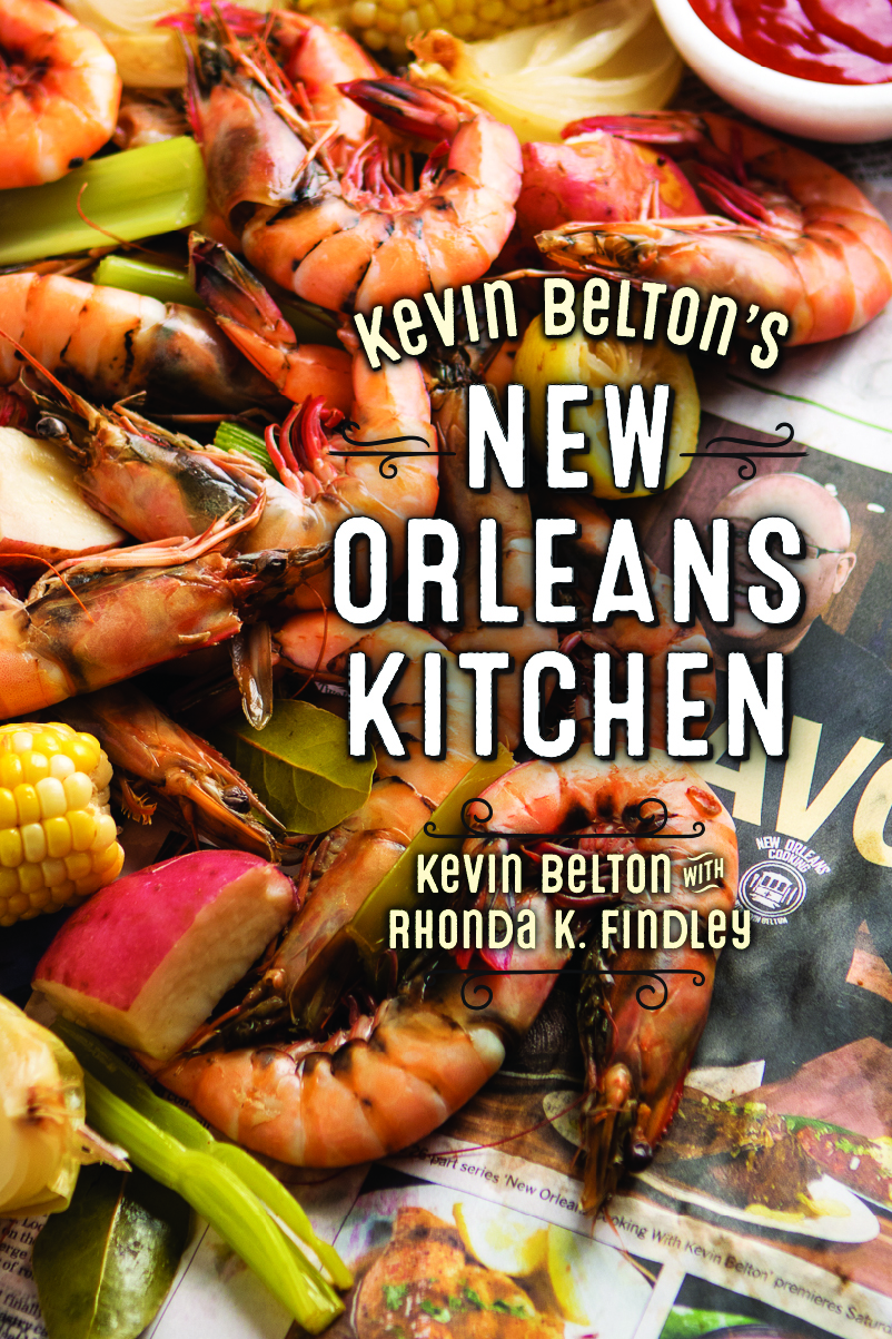My 8th cookbook that partners with the cooking series featuring Kevin Belton on PBS stations nationwide.