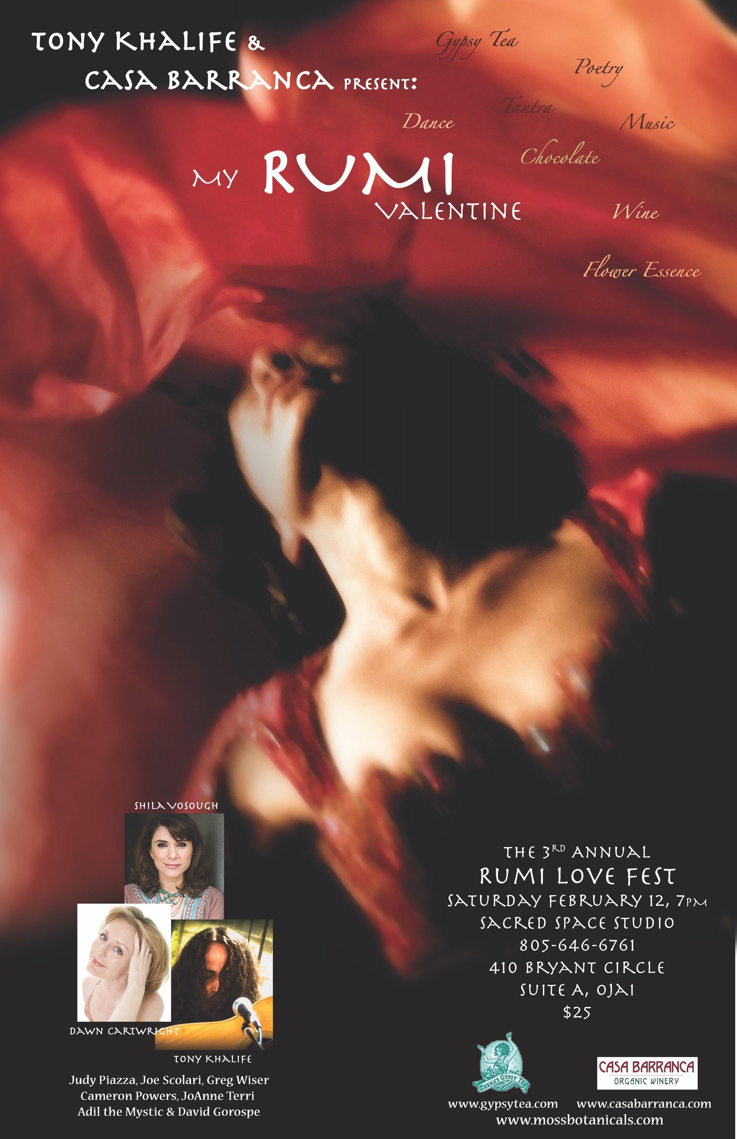 My Rumi Valentine