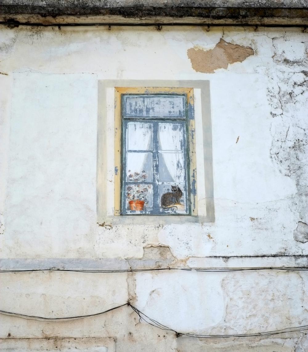 Streetart in Aljezur