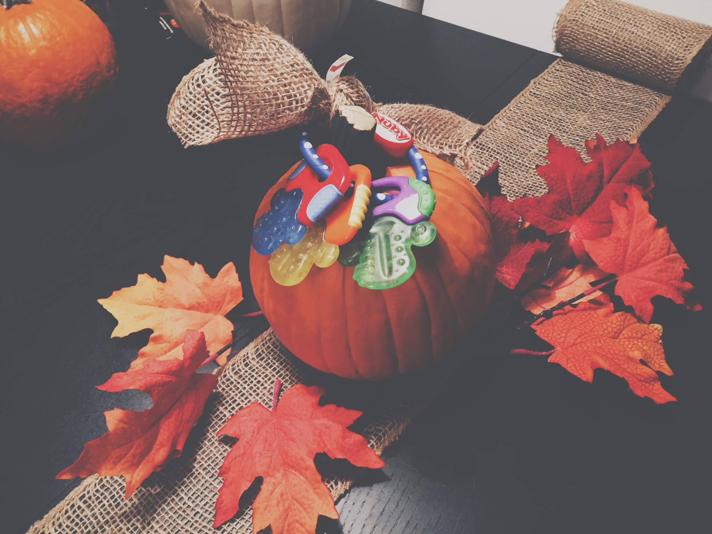 Lil Pumpkin baby shower | finicky designs