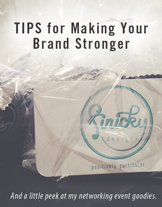 Tips for making your brand stronger