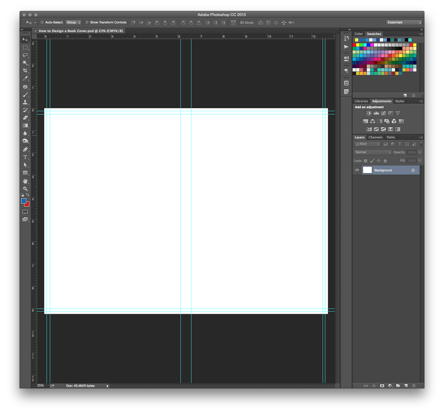 How to Design a Book Cover in Photoshop