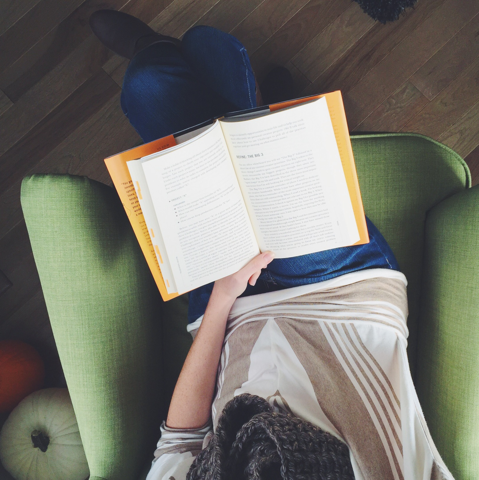 Ways to Creatively Photograph Your Book (+ lots of inspiration)