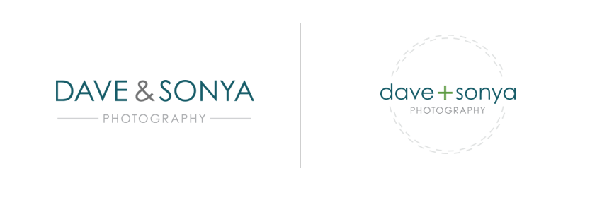 Colorado Springs Photography logo and brand design