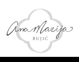 Blog brand and logo design Croatia, Finicky Fox Design