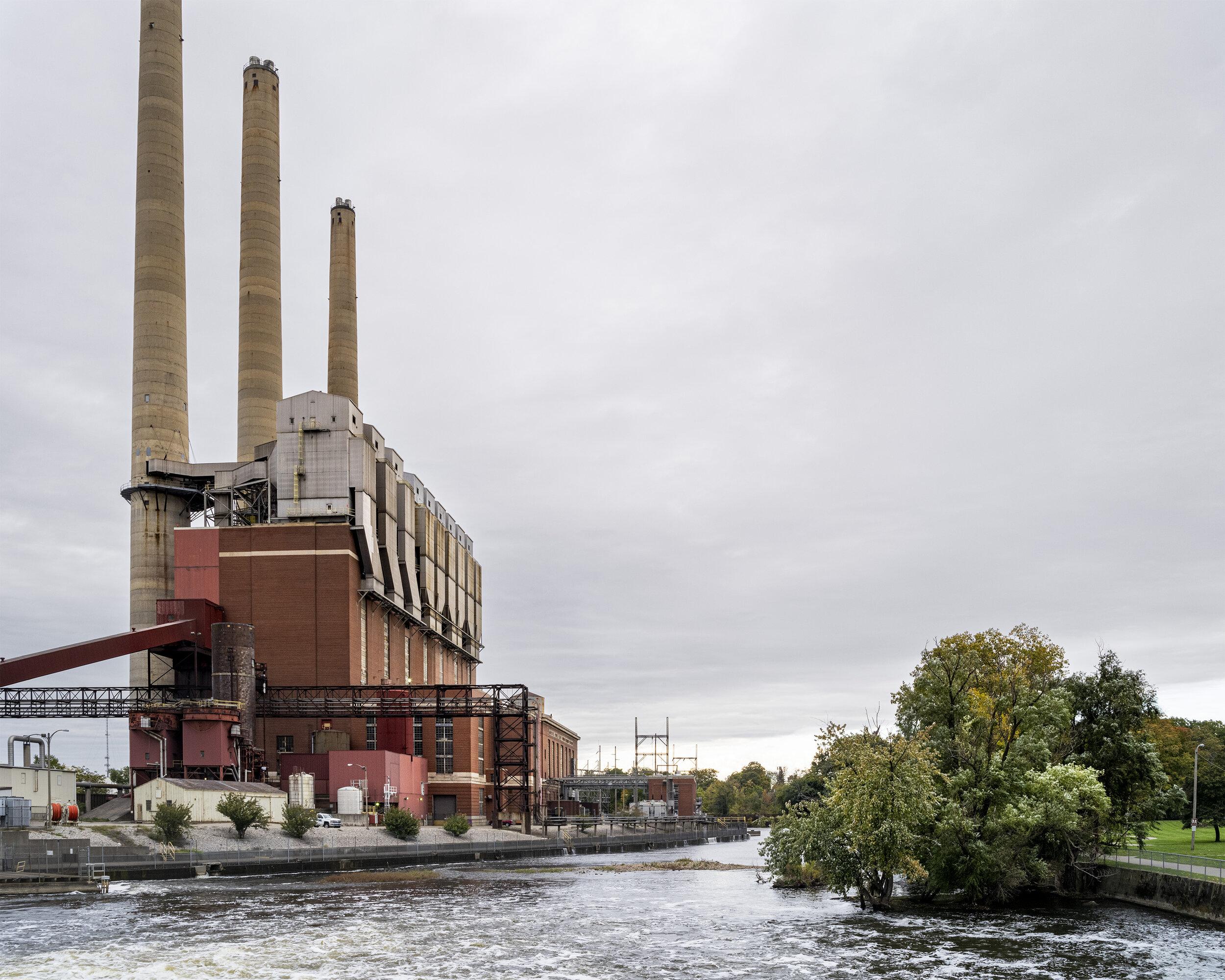 Otto C. Eckert Municipal Power Plant, Lansing