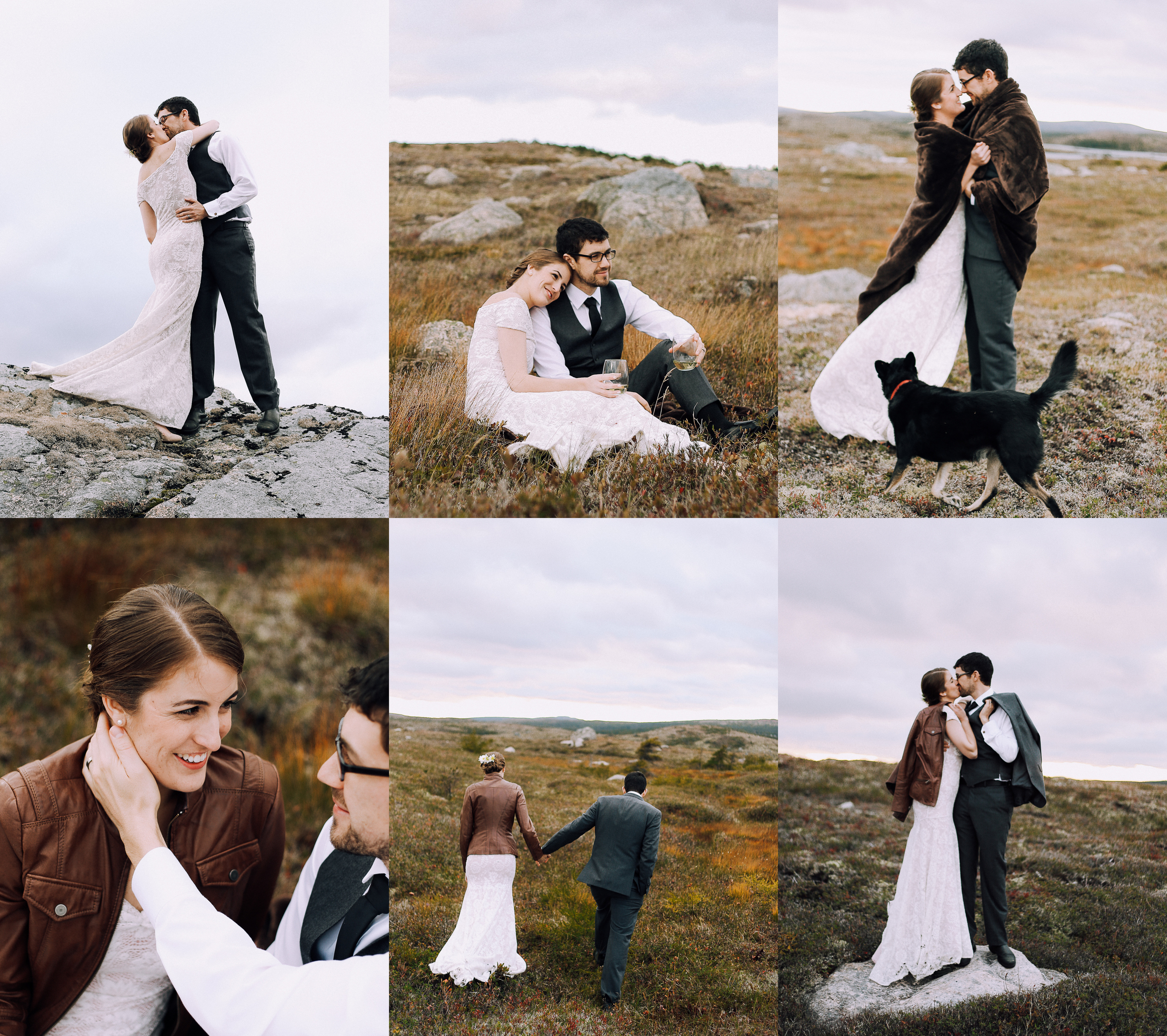 DANNI & ZACK / OCTOBER 2015 / ST. JOHN'S + THE BARRENS, NL