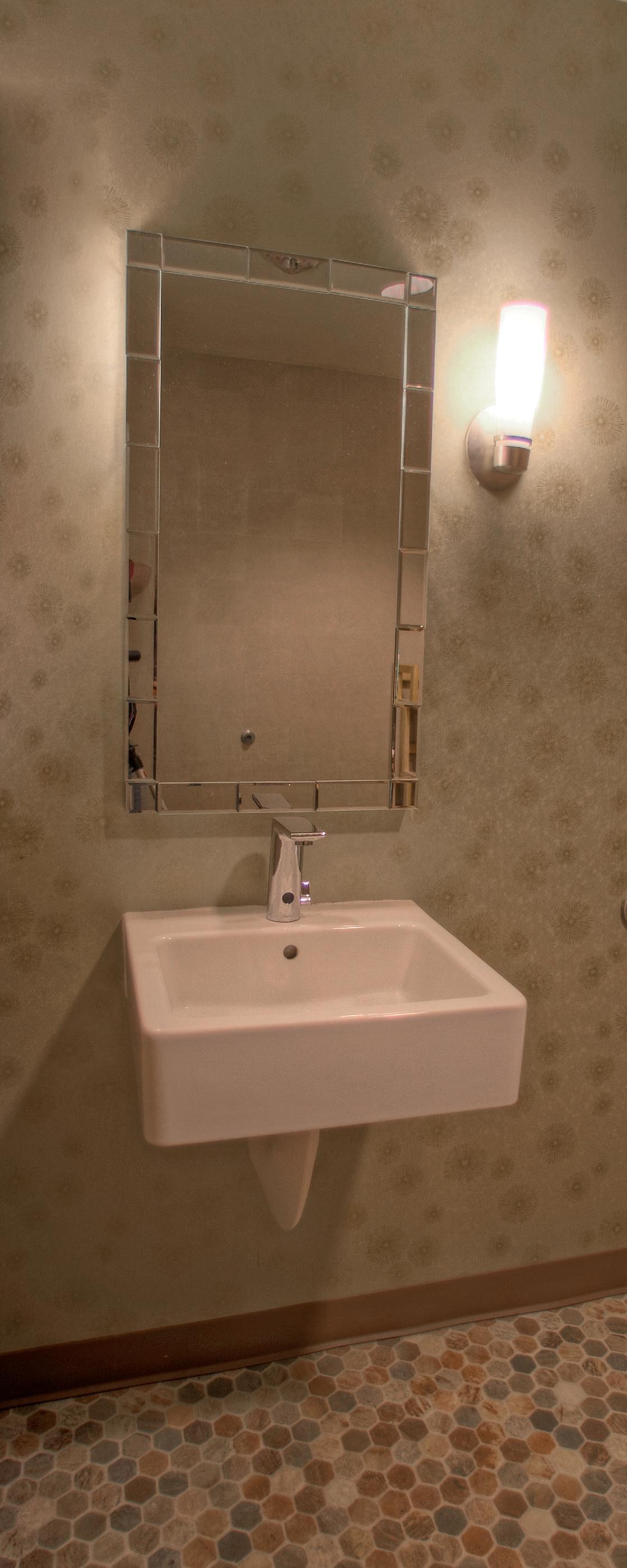 Bathroom Fixture Detail