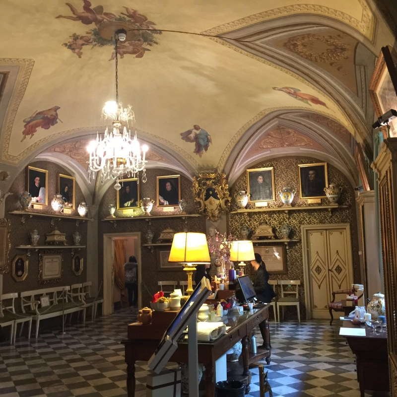 No visit would be complete without a stop at  Officina Profumo Farmaceutica di Santa Maria Novella  - lots of history here and it smells divine! Wonderful architectural details, too.