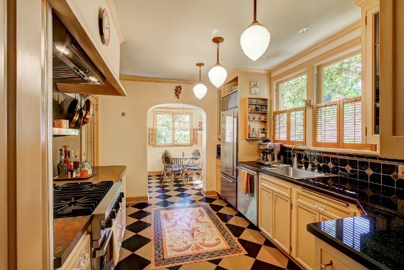 Restored and Updated Kitchen