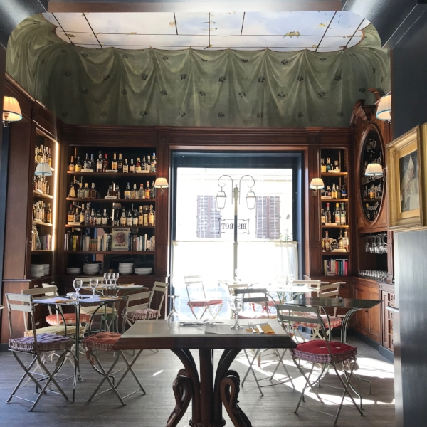 Our local Parisian-inspired cafe,  the 1926