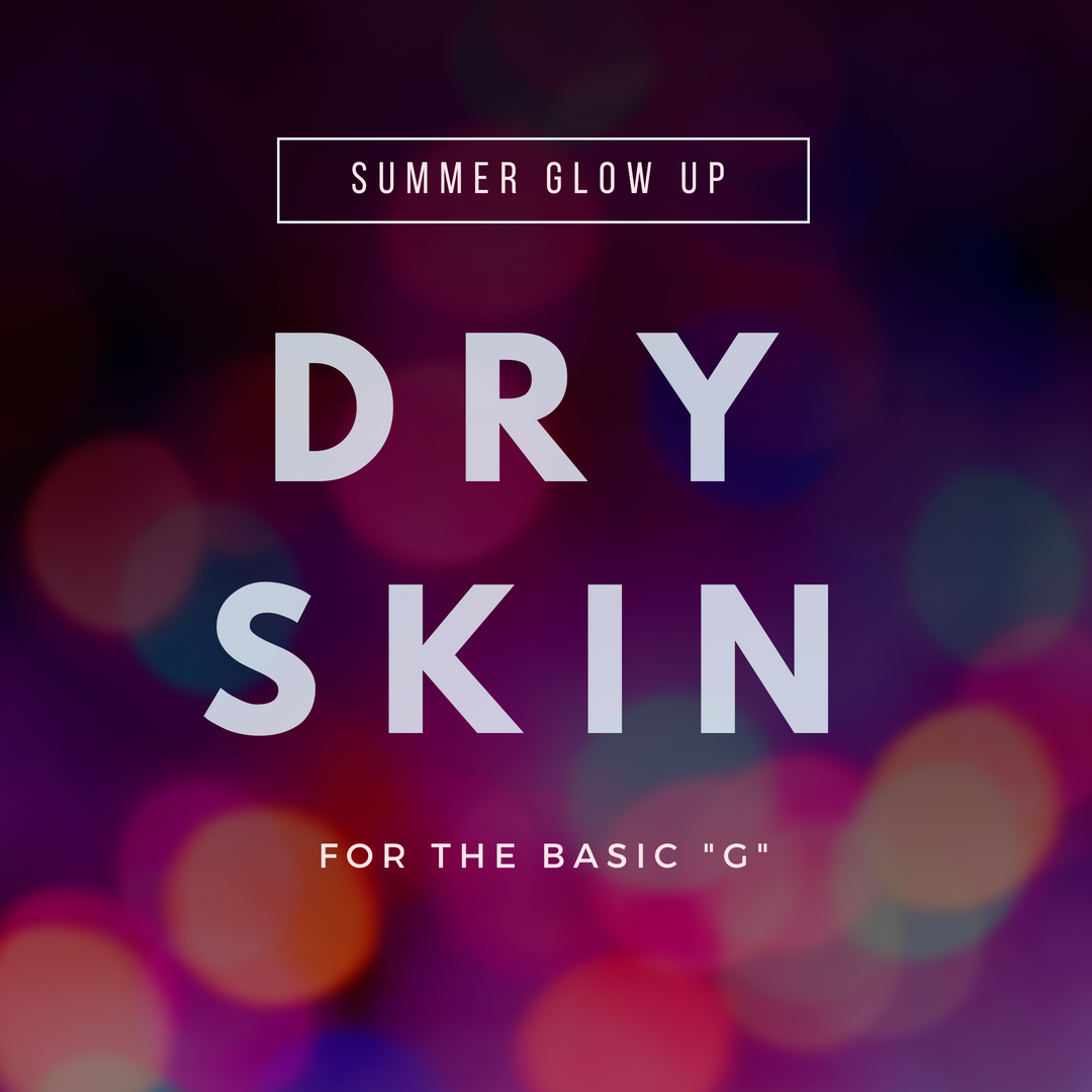 The key in this routine is to maintain moisture - When your skin looses moisture it is more prone to cracking, wrinkles, and more susceptible to sun damage.